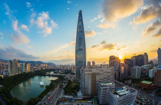 Los edificios más altos del mundo Lotte