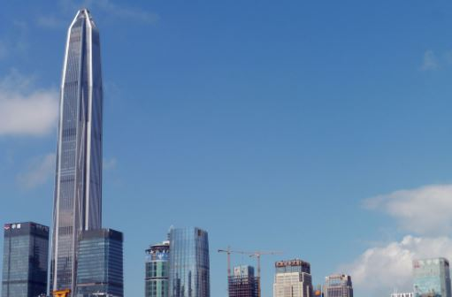 Los edificios más altos del mundo Ping An