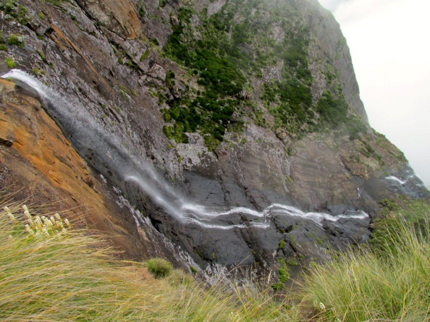 Catarata Salto del Tugela