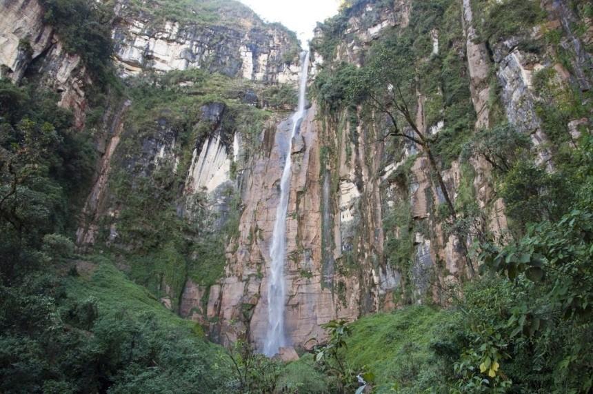 Catarata Yumbilla