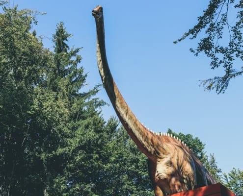 dinosaurio del cretáceo