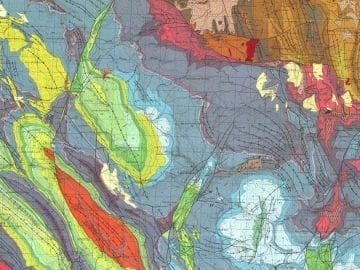 Geological Mapping for minerals exploration