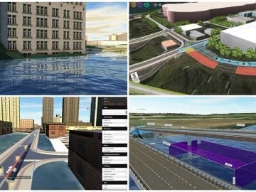 A Guide to Workflows within Autodesk Infraworks