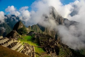 Machu Picchu: how and when was it built