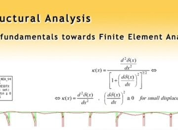 Structural Analysis – the fundamentals towards Finite Element Analysis