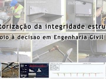 Curso de Monitorização da integridade estrutural no apoio à decisão em Engenharia Civil