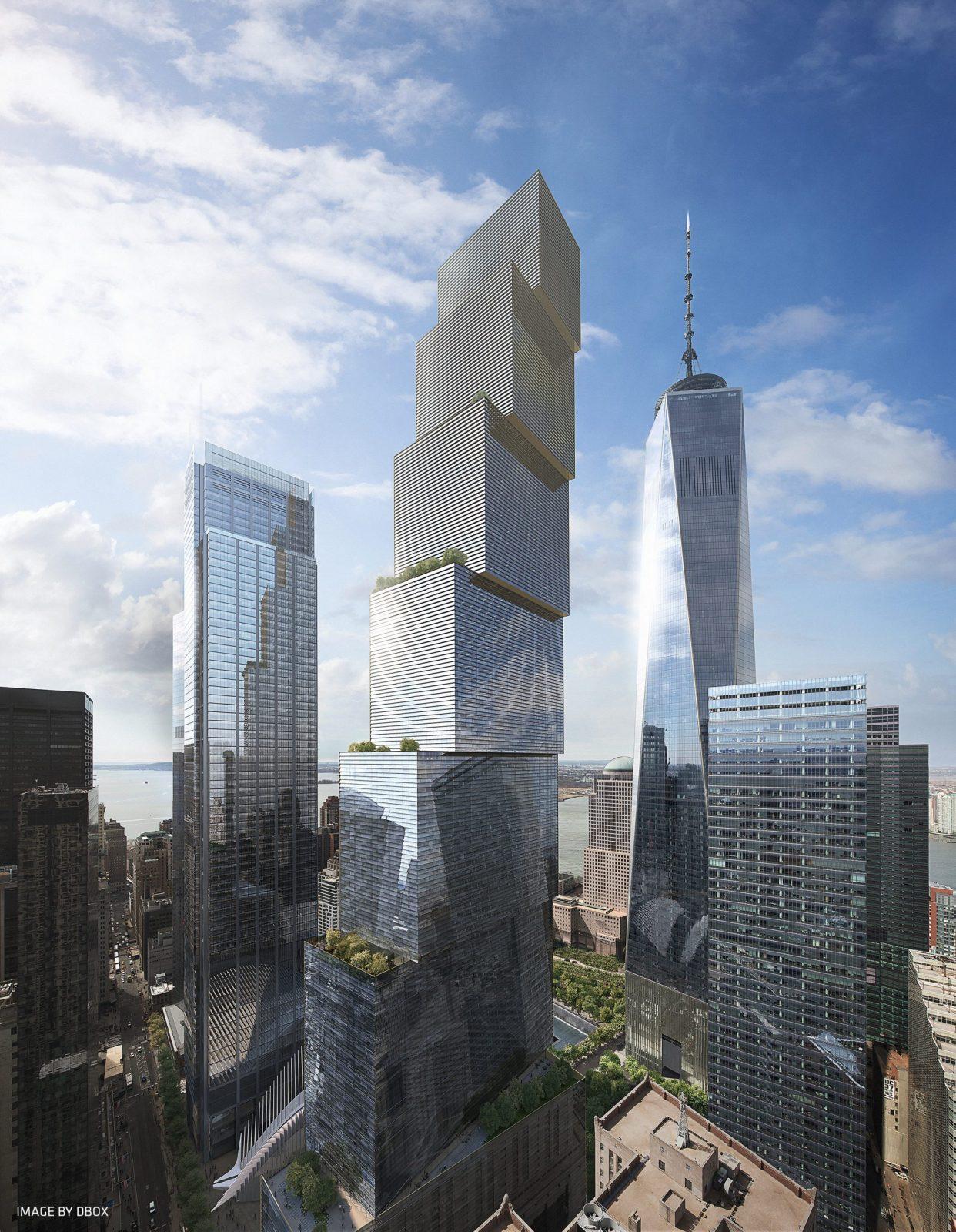 Se desvela el secreto: así será la última de las torres del World Trade Center.