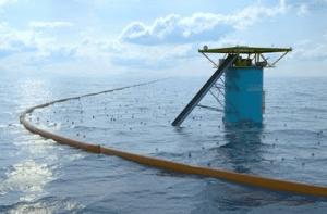 Ambicioso proyecto para limpiar de plástico los océanos.