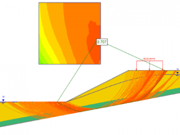 Curso de Cálculo de estabilidad de taludes con Slide