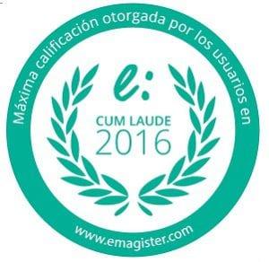 Ingeoexpert obtiene el sello Cum Laude 2016 de Emagister