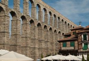 La historia del acueducto de Segovia comienza más tarde de lo que recogen los libros