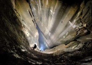 Gran pozo MTDE: uno de los diez pozos verticales más profundos del mundo está en España