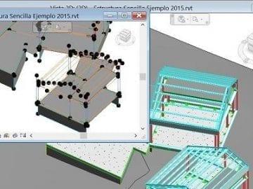 Curso de Modelado de estructuras de edificación con Revit