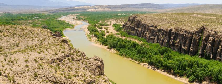 La importancia de la Geología en la edificación del muro entre Estados Unidos y México