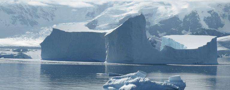 Desvelada la fuente de hierro del Océano Antártico