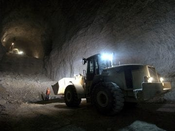 Curso de métodos de explotación en minería subterránea