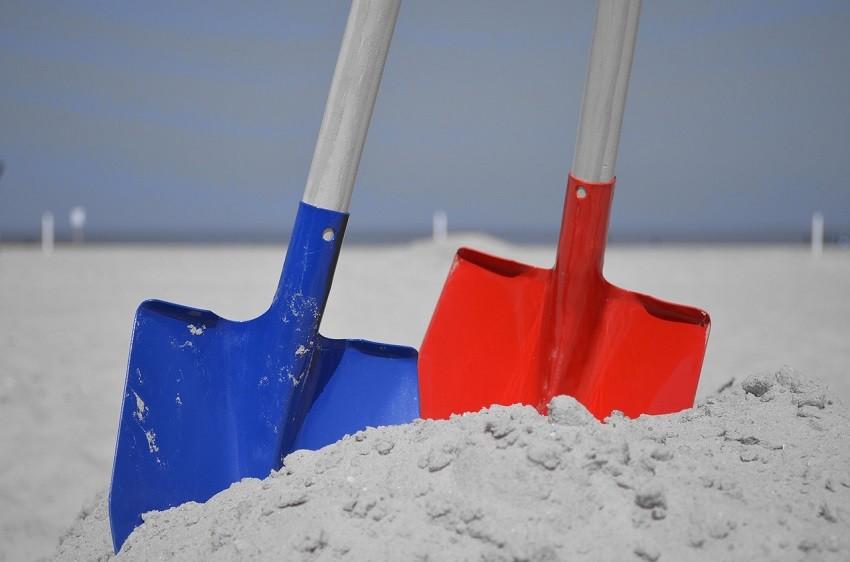 La arena como materia prima: robos y alternativas