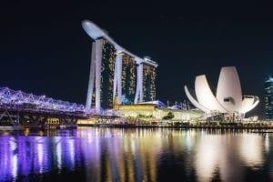 Ciudades modernas: de Singapur a Willow Campus, la ciudad de Facebook