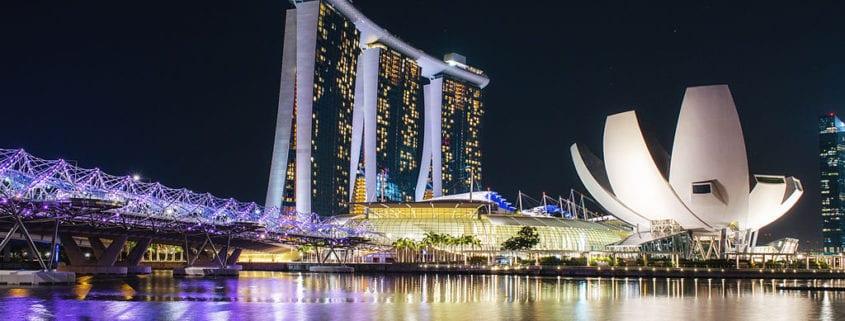 Ciudades modernas - Singapur