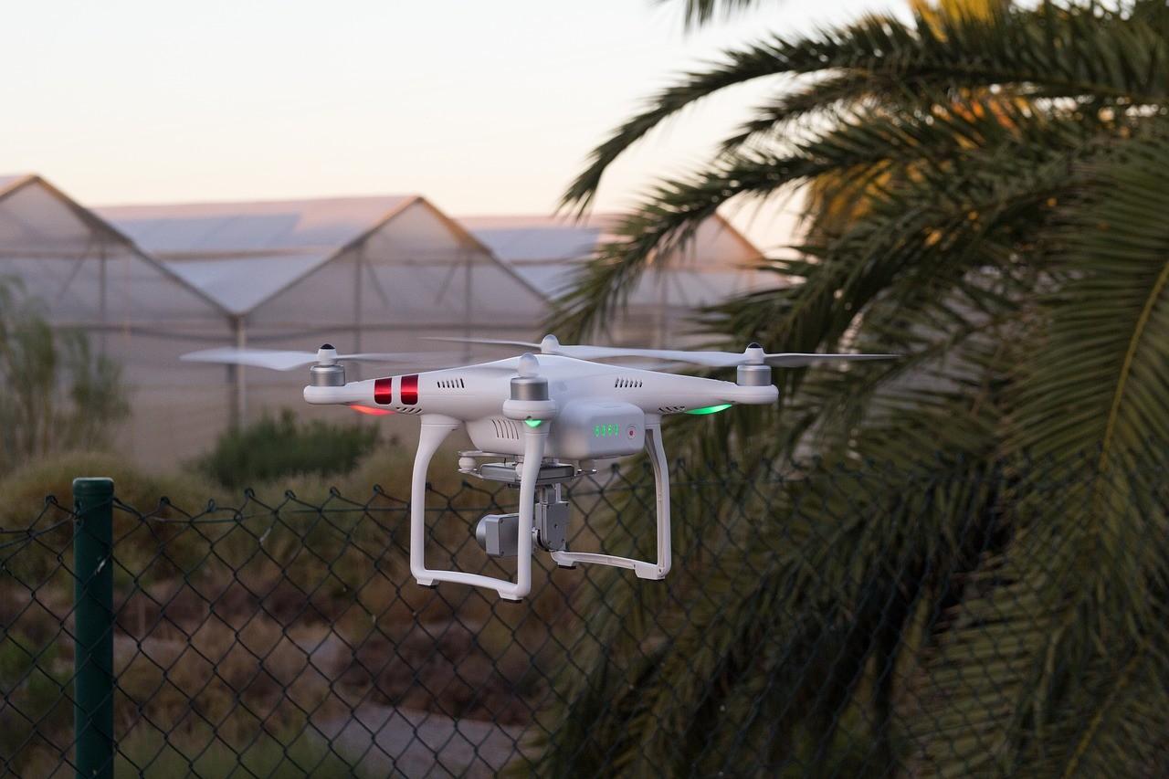 Tecnología y medio ambiente: Los drones cuidarán del planeta