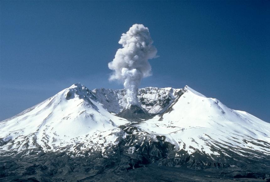 Los volcanes activos del mundo más peligrosos en 2020
