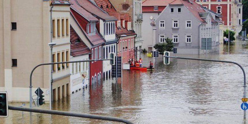 Ciudades bajo el agua: los peligros del cambio climático