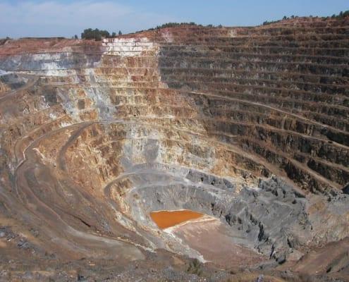 geoturismo minas riotinto