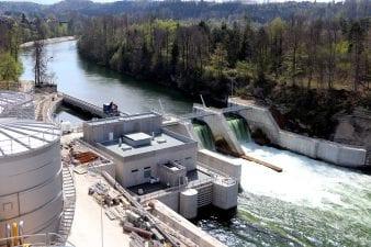 Cómo funciona una central hidroeléctrica y cuál es su estructura interna