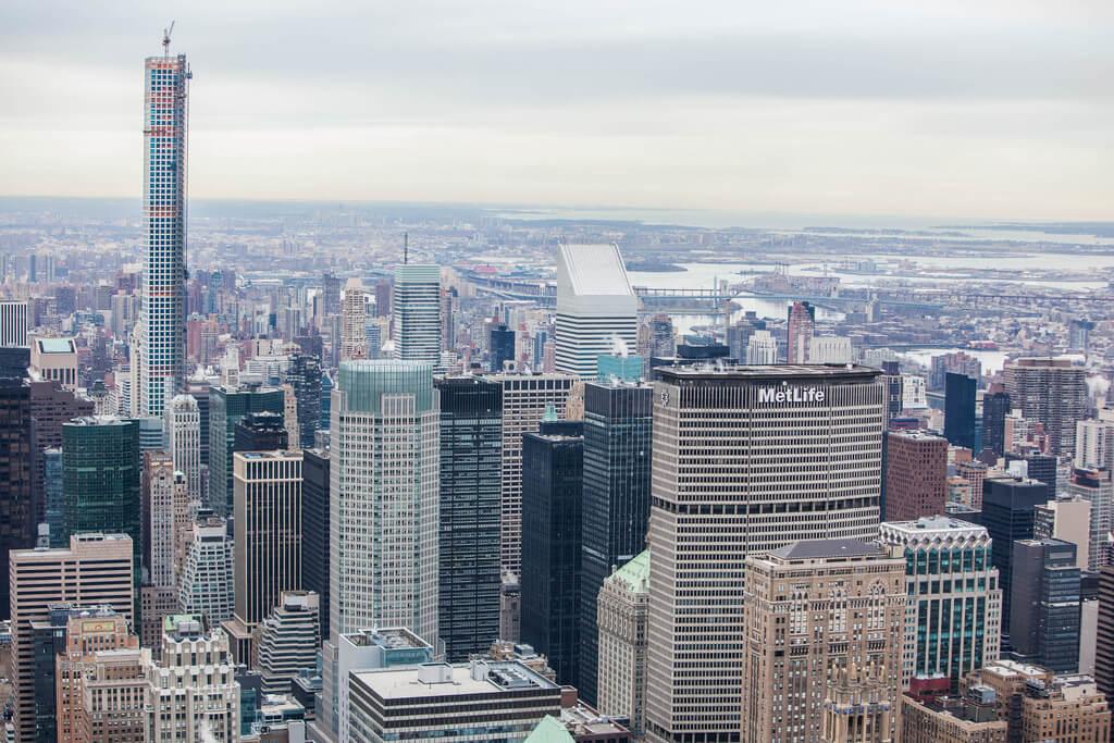 Los edificios más altos del mundo 432