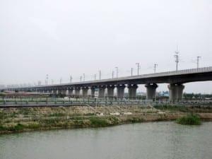 Beijng Tianjin Viaduct