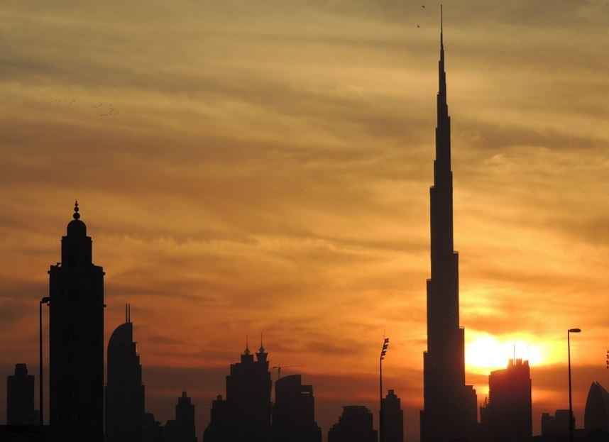 Los edificios más altos del mundo Burj