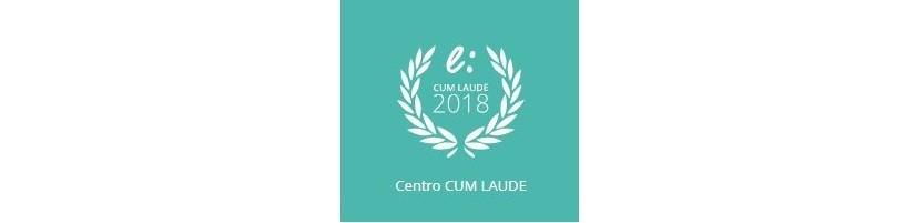 Hemos sido premiados con el sello Cum Laude 2018 de Emagister
