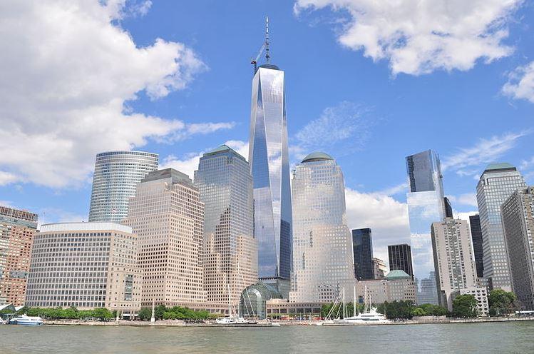 Los edificios más altos del mundo one world