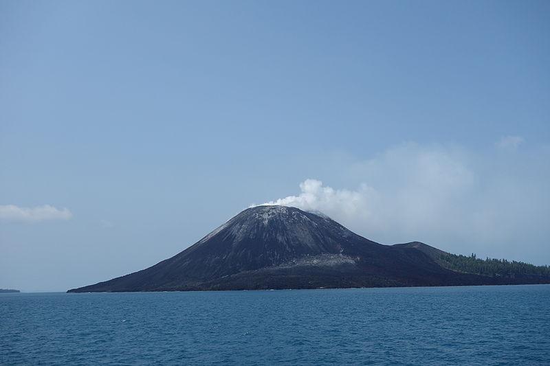 Erupción Anak Krakatoa