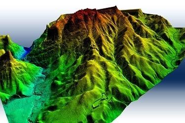 Curso de topografía con captura masiva de datos