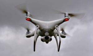 Tipos de drones: forma y método de control