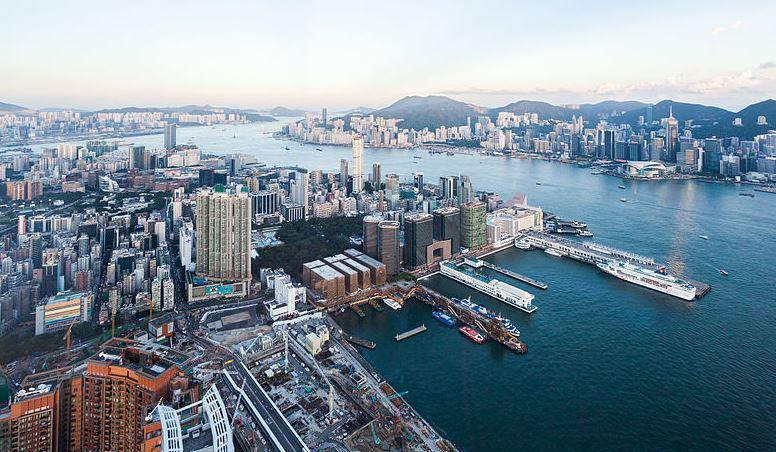 principales puertos marítimos del mundo hong kong