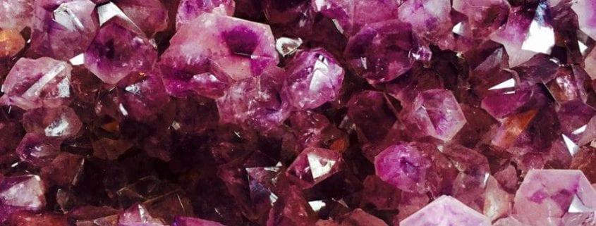 Nuevos minerales amatista