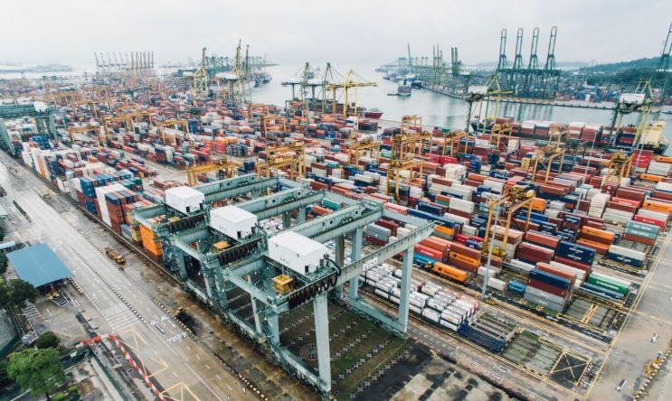 principales puertos marítimos del mundo China
