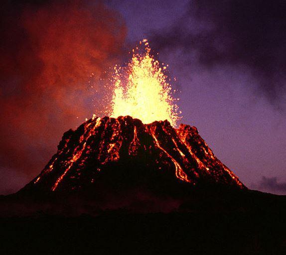 Erupciones volcánicas recientes y sus tipos   Igeoexpert