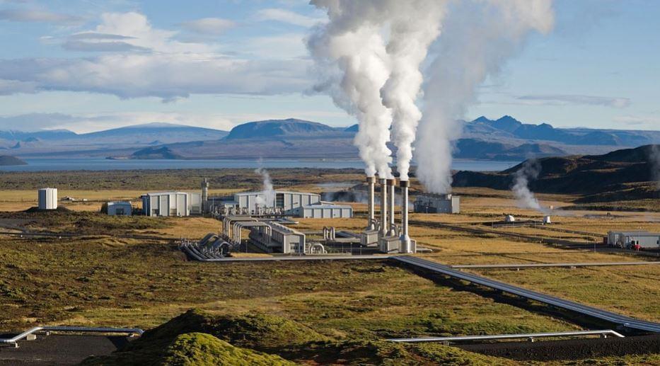 que es la geotermia