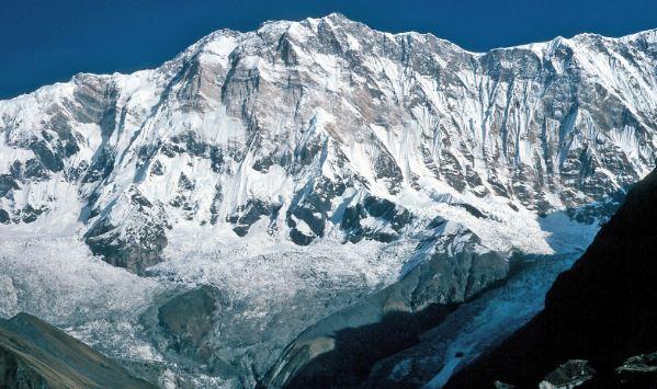 Montañas más altas del mundo Annapurna I
