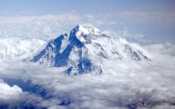 Montañas más altas del mundo Dhaulagiri