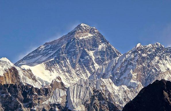 Montañas más altas del mundo Everest
