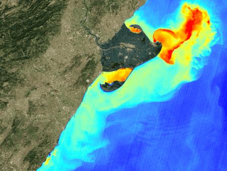 Curso de SIG y Teledetección aplicados a la gestión del medio litoral