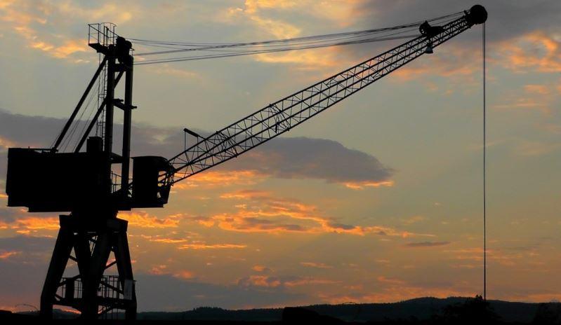 que es el fracking grúa extractora