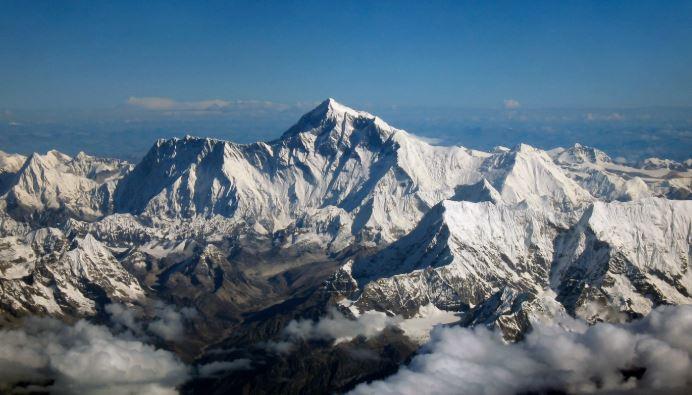 Montañas más altas del mundo Lhotse