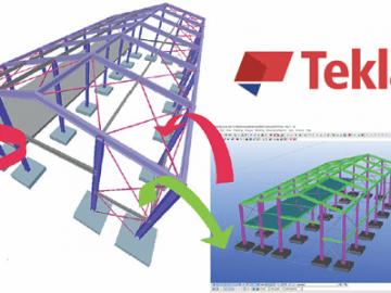 Curso de Diseño y cálculo de estructuras de acero con METODOLOGIA BIM