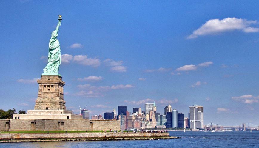 Como se construyó la estatua de la libertad
