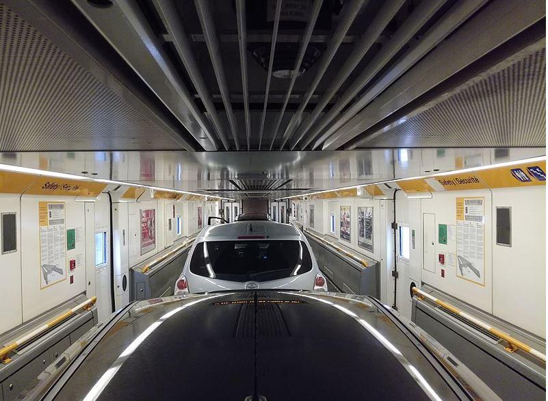 eurotunel tunel canal de la mancha